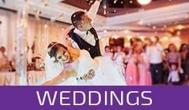 Weddings The DJ Company